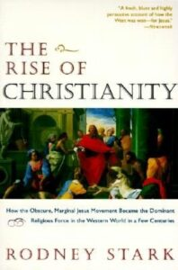 The Rise of Christianity cover image