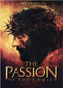 passion of the Christ DVD cover