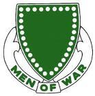 33rd  Armor Regiment Unit Crest photo