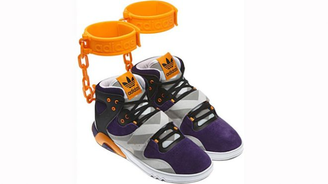 Adidas JS Roundhouse Mids Sneakers photo