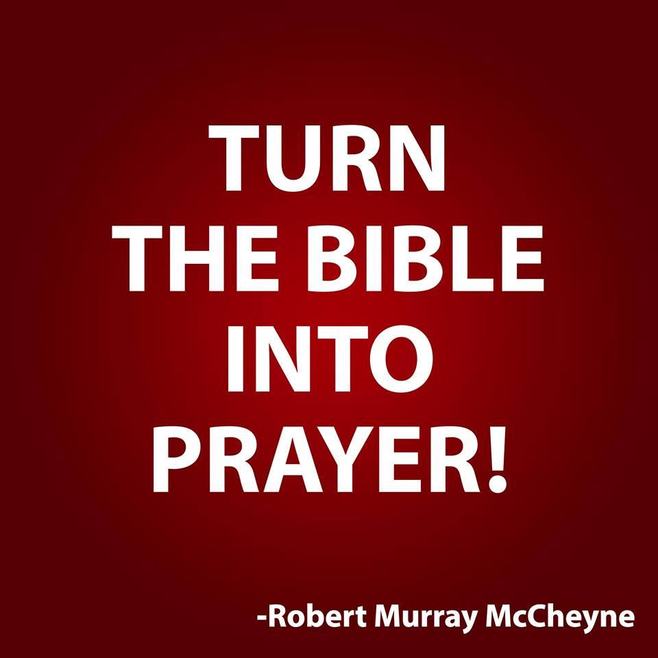 turn-bible-into-prayer